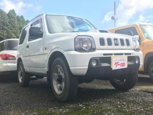スズキ ジムニー XC AT ターボ 4WD 背面タイヤ カバー付 キーレス