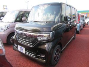 ホンダ N-BOXカスタム G・Lホンダセンシング シートヒーター