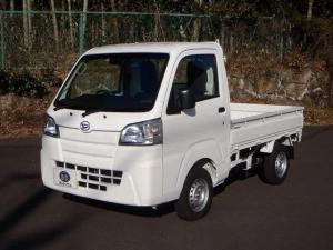 ダイハツ ハイゼットトラック スタンダードSAIIIt 4WD 5速マニュアル車 エアコン