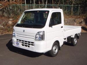 スズキ キャリイトラック KCエアコン・パワステ 4WD エアバッグ 5速マニュアル車
