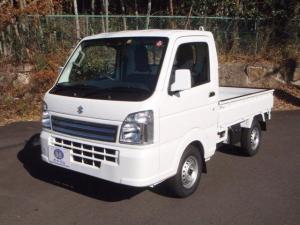 スズキ キャリイトラック KCエアコン・パワステ農繁仕様 4WD スズキセーフティ