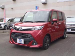 トヨタ タンク X S キーフリープッシュスタート ナビ12セグ DVD バックモニター LEDフォグランプ 電動ドア Cセンサー SA