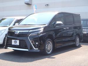 トヨタ ヴォクシー ZS 煌III LEDヘッド&フォグ 両側電動ドア ICソナー シートヒーター