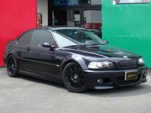 BMW M3 M3 SMGII パドルシフト KW.VerII車高調