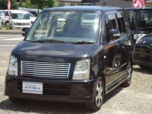 スズキ ワゴンR FX-Sリミテッド スマートキー ドアミラーウインカー 14インチアルミ ベンチシート アームレスト
