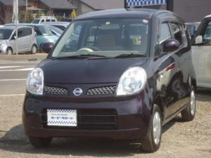 日産 モコ E スマートキー オートエアコン 車検整備付き CD