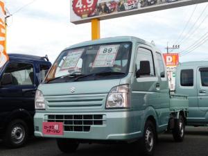 スズキ スーパーキャリイ L 5MT 4WD