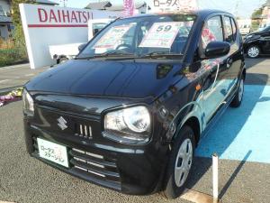 スズキ アルト L ブレーキサポート レーンサポート ソナー オートライト シートヒーター CD