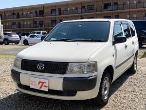 トヨタ プロボックスワゴン F メモリーナビ フルセグ DVD Bluetooth接続 ETC