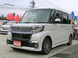 ダイハツ タント カスタムX トップエディションリミテッドSAIII・スマアシ