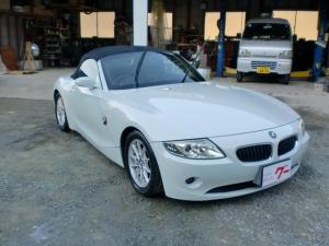 BMW Z4 2.5i HDDナビ ETC 後期仕様 オープンカー アルミ
