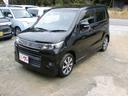 スズキ/ワゴンRスティングレー リミテッドII CVT ワンセグ ETC シートヒーター
