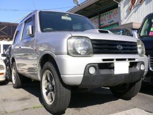 スズキ ジムニー XC インタークーラーターボ 4WD 5速車