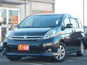 トヨタ アイシス プラタナ 左側電動スライドドア メモリーナビ フルセグTV バックカメラ ETC 純正AW Bluetooth スマートキー