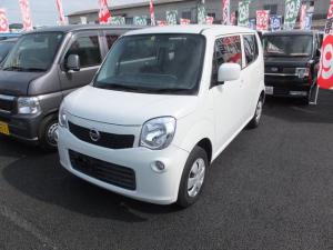 日産 モコ S CVT CD ABS セキュリティ キーレス