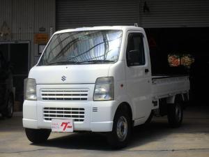 スズキ キャリイトラック KCエアコン・パワステ パートタイム4WD 5速MT