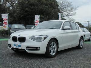 BMW 1シリーズ 116i スポーツ  ナビETC 専門整備 6ヶ月保証付き
