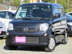 日産 モコ S ベンチシート タイミングチェーン CD AUX ETC キーレス