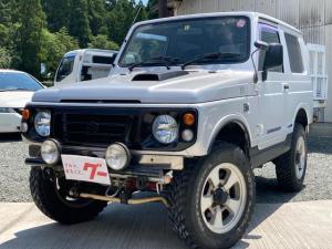 スズキ ジムニー ランドベンチャー 4WD リフトUP エアコン