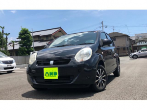 トヨタ パッソ X ナビ キーレス 社外アルミ ETC