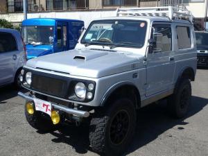 スズキ ジムニー ワイルドウインド 4WD MOMOステ オーバーフェンダー