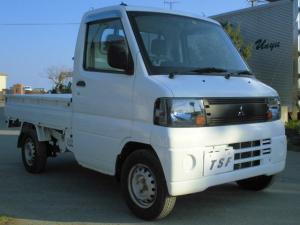 三菱 ミニキャブトラック Vタイプ3方開軽トラック5速エアコンパワステ