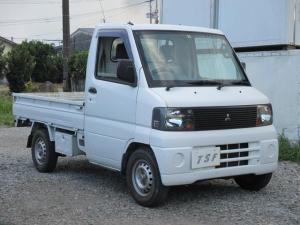 三菱 ミニキャブトラック ベースグレード オートマチック エアコン パワステ 3方開軽トラック タイミングベルト交換済