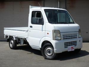 スズキ キャリイトラック 4WD 5速マニュアル エアコン