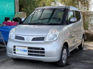 日産 モコ E スマートキー オートエアコン CDMDオーディオ