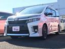トヨタ/ヴォクシー ZS パワスラ Bカメラ ナビ TV Bluetooth