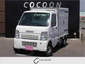 スズキ キャリイトラック 冷凍車 1WAYエアコン ワンオーナー キーレス