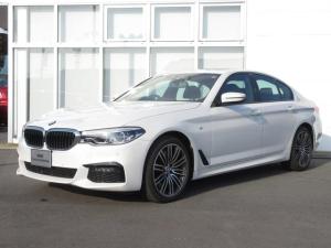 BMW 5シリーズ 540i xDrive Mスポーツ BMW正規認定中古車