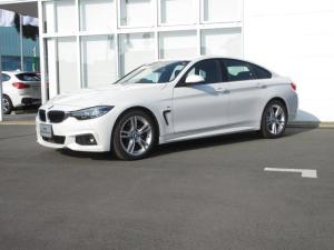 BMW 4シリーズ 420iグランクーペ Mスピリット BMW正規認定中古車