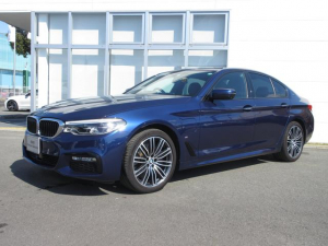 BMW 5シリーズ 530e Mスポーツアイパフォーマンス BMW正規認定中古車