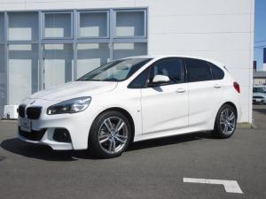 BMW 2シリーズ 218iアクティブツアラー Mスポーツ BMW正規認定中古車