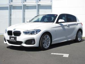 BMW 1シリーズ 118i Mスポーツ BMW正規認定中古車 車検整備付