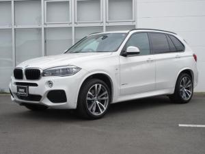 BMW X5 xDrive 35d Mスポーツ BMW正規認定中古車