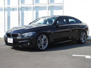 BMW 4シリーズ 420iグランクーペ Mスポーツ BMW認定中古車