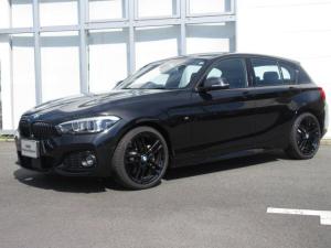 BMW 1シリーズ 118d Mスポーツ エディションシャドー BMW正規認定中古車 アップグレードP