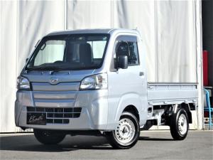 ダイハツ ハイゼットトラック スタンダードSAIIIt 5速マニュアル 4WD 荷台マット