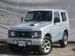 スズキ ジムニー ワイルドウインド オートマ 4WD DOHCターボ