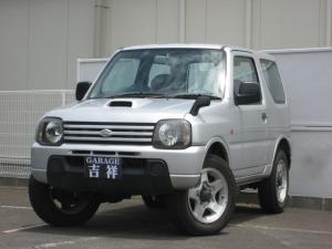 スズキ ジムニー XG 4速オートマ 4WD DOHCターボ