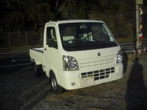 スズキ キャリイトラック KCエアコン・パワステ農繁仕様 メーカー保証 高低速切り替え式4WD デフロック