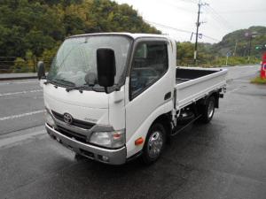 トヨタ ダイナトラック フルジャストロー 2トン 平ボディ 全低床 塗装済 5速MT