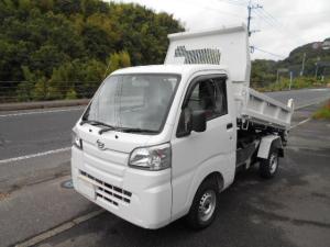 ダイハツ ハイゼットトラック PTOダンプ 切替式4WD 5速MT 高低速切替式