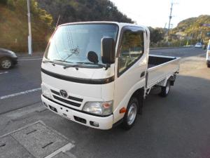 トヨタ トヨエース ロングSシングルジャストロー 1.45トン 塗装済 低床 5速MT