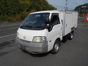 マツダ ボンゴトラック  冷蔵冷凍車 -7℃設定 2000ccディーゼルターボ 5速MT