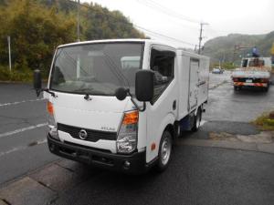 日産 アトラストラック スーパーローDX 冷蔵冷凍車 -30度設定 スタンバイ機能 3000ccディーゼルターボ