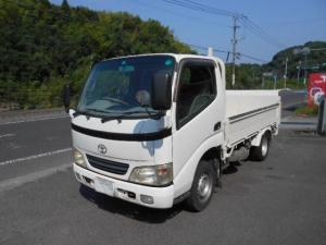 トヨタ ダイナトラック ロングシングルジャストロー パワーゲート 積載1350kg 荷台内寸305x160cm 5速MT 3000ccディーゼル