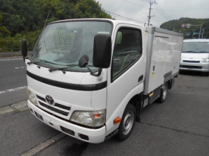 トヨタ ダイナトラック Sシングルジャストロー 冷蔵冷凍車 ー22℃設定 3000ccディーゼルターボ 5速MT